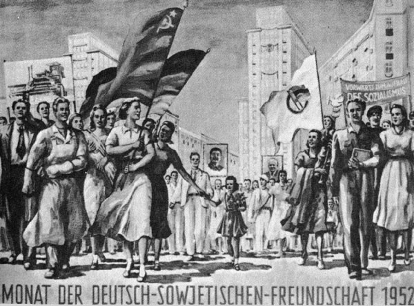 1952 deutsch sowjetische freundschaft