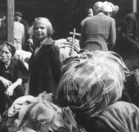 Fluchtlinge 2 bundesarchiv bild 175 13223 berlin fluchtlinge aus dem osten