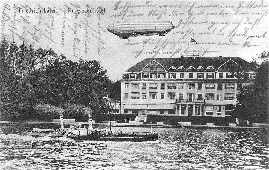 Kurgartenhotel zeppelin