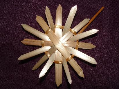 Strohstern csillag4