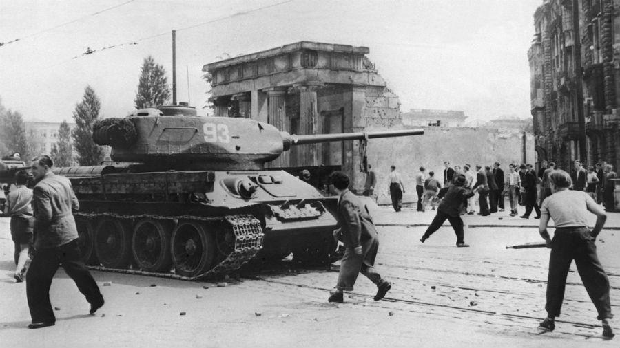 Volksaufstand 1956
